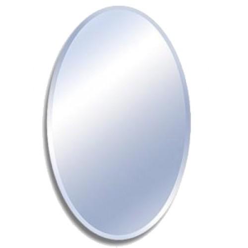 Фуршетное зеркало овальное