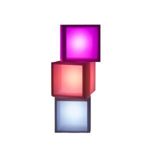 Куб витрина 40х40 см
