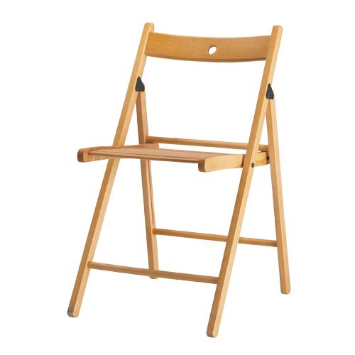 Деревянный стул sven