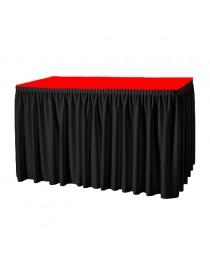 Юбка на стол (черная)