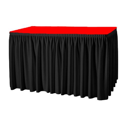 Декоративна юбка на стол