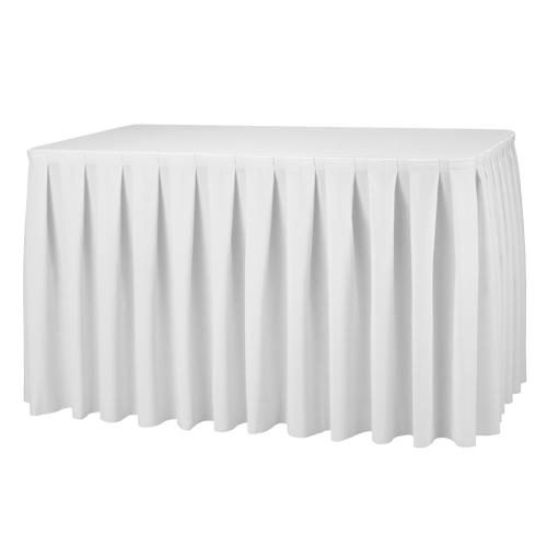 Фуршетная юбка на стол